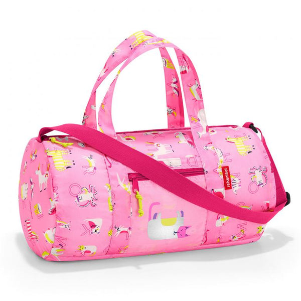 REISENTHEL Mini maxi Duffle bag S kids ABC Friends Pink