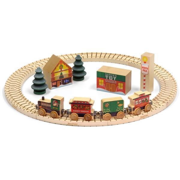 MAPLE LANDMARK NameTrain North Pole Train Set