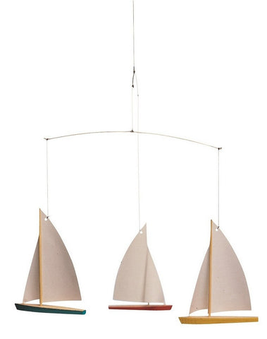 FLENSTED MOBILES Dinghy Regatta 3