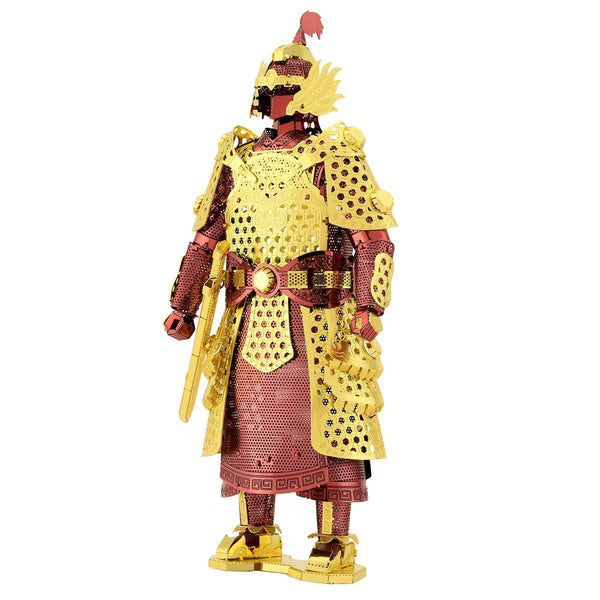 METAL EARTH Armor Series - Chinese (Ming) - NEW