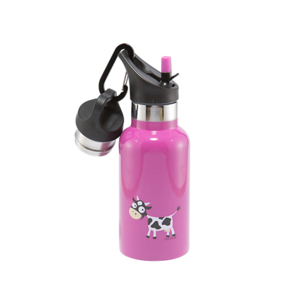 CARL OSCAR TEMPflask kids 350ml Purple