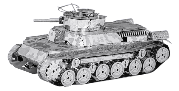 METAL EARTH Chi-Ha Tank
