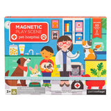 PETIT COLLAGE Magnetic Play Set - Pet Hospital