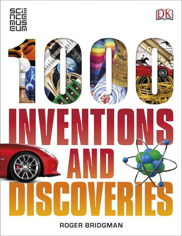 DK 1000 Inventions And Discoveries