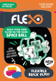 FLEXO Mini Build - Glow in Dark Spaceball