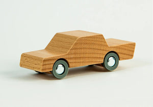 WAYTOPLAY Back and forth car - Woody
