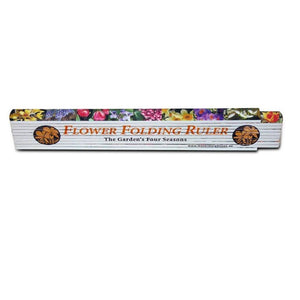 METERMORPHOSEN Flower Folding Ruler