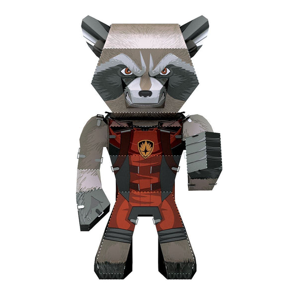 METAL EARTH Marvel Guardians of the Galaxy - Rocket - NEW