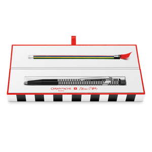 CARAN D'ACHE Fixpencil Mario Botta with color leads set