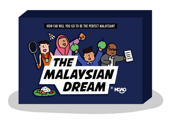 MGAG The Malaysian Dream Card Game