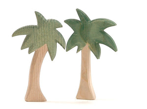OSTHEIMER Palm Trees small 2 pieces