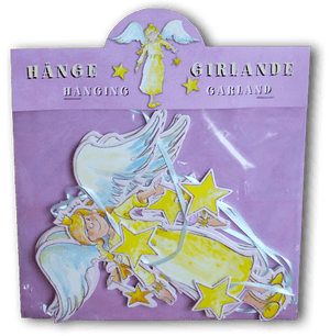 BAERENPRESSE Garland Angel