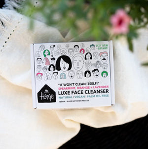 NO NASTIES - Luxe Facial Cleanser Bar - It won't clean itself!