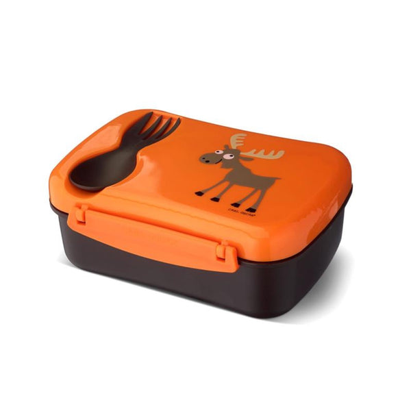 CARL OSCAR N'ice Box Lunchbox kids Orange
