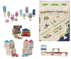 Bundle FREE IVI Medium Carpet  with Lubulona and Waytoplay cars