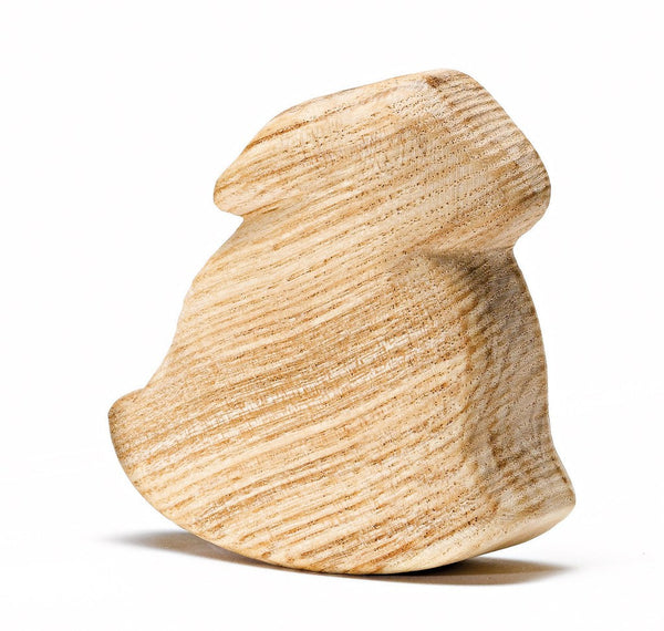 OSTHEIMER Natural wood Rocking Rabbit