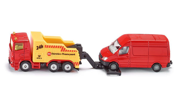 SIKU Breakdown Truck With Car - 1667