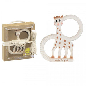 VULLI Sophie the Giraffe So' Pure Teething Ring