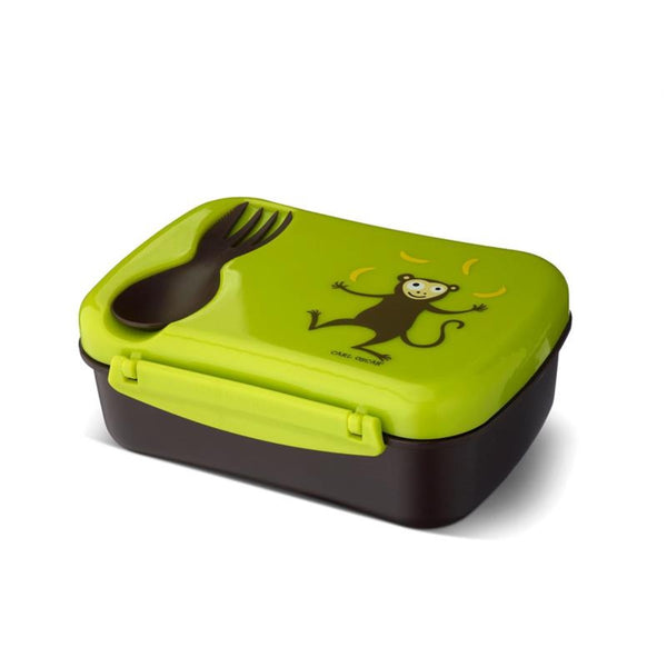 CARL OSCAR N'ice Box Lunchbox kids Lime