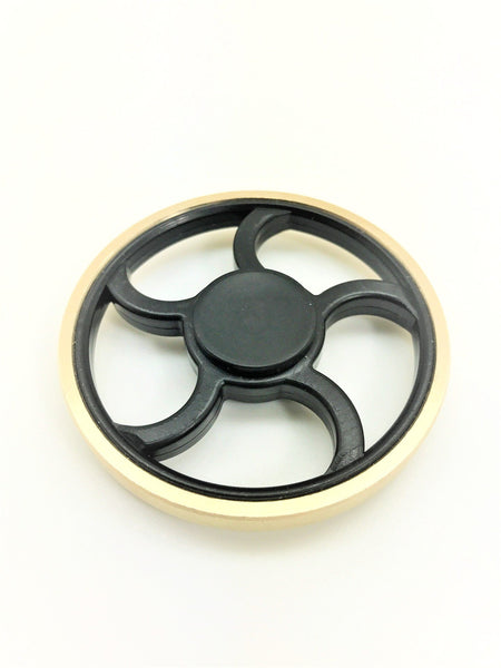 FIDGET Spinner metal Gold