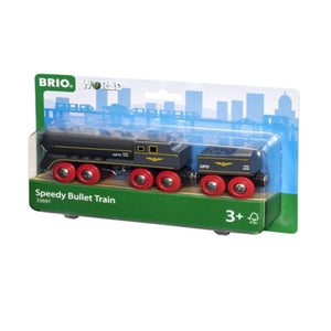 BRIO Speedy Bullet Train