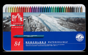 Caran d'Ache Neocolor II 84 (Watercolour Wax Pastel)