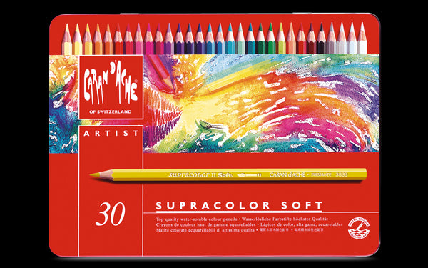 Caran d'Ache Supracolor 30 (Watercolour Pencil)