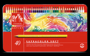 Caran d'Ache Supracolor 40 (Watercolour Pencil)
