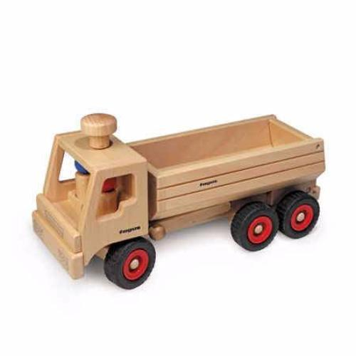 FAGUS Container tipper truck