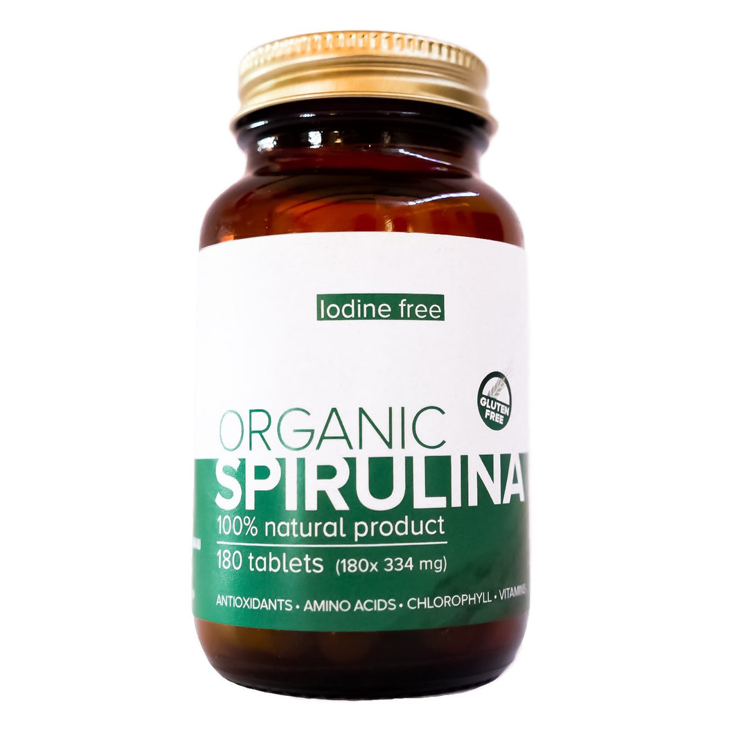 Bio Spirulina Powder (Coming Soon)