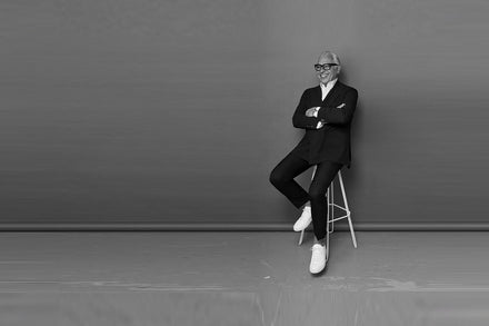 [ founder ]  Meet Joe Mimran, building brands, championing change and the thrill of it all