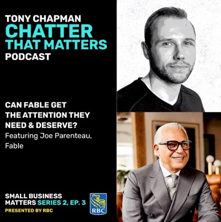 Chatter that Matters Podcast