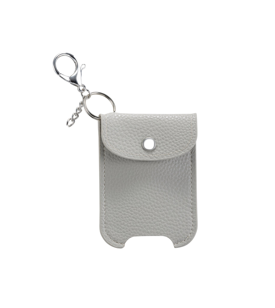 Vegan Leather Hand Sanitizer Holder