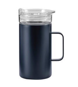Stainless Steel Mug with Glass Liner