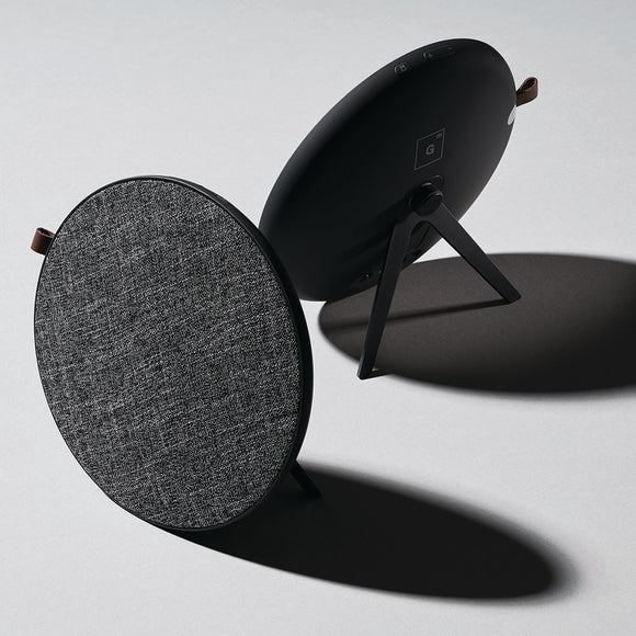 Wireless Bluetooth Fabric Speaker with Stand