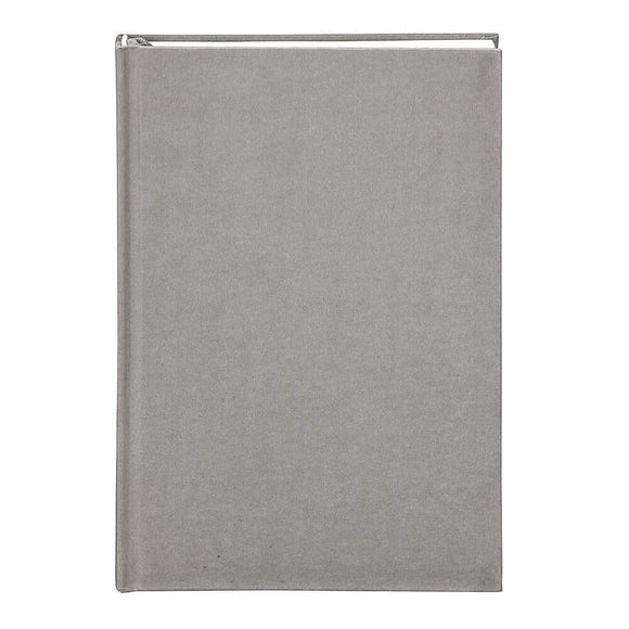 Signature Notebook, Light Grey