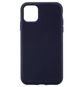 iPhone 11/XR Silicone Case, Navy