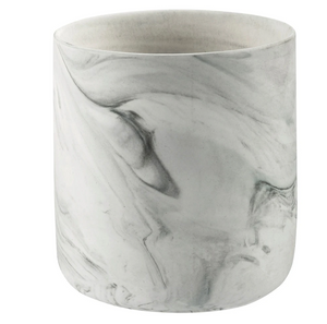 Ceramic Marble Candle, Baobab Tree