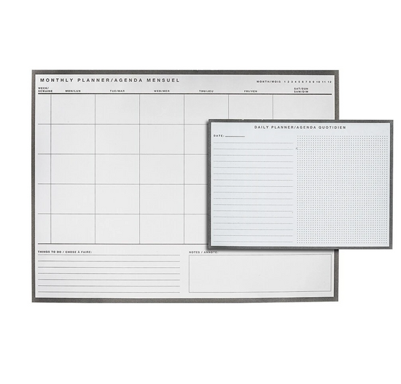 Gry Mattr Planner Pads, Set of 2
