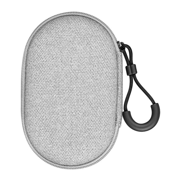 Oval Universal Earbud & Cable Case