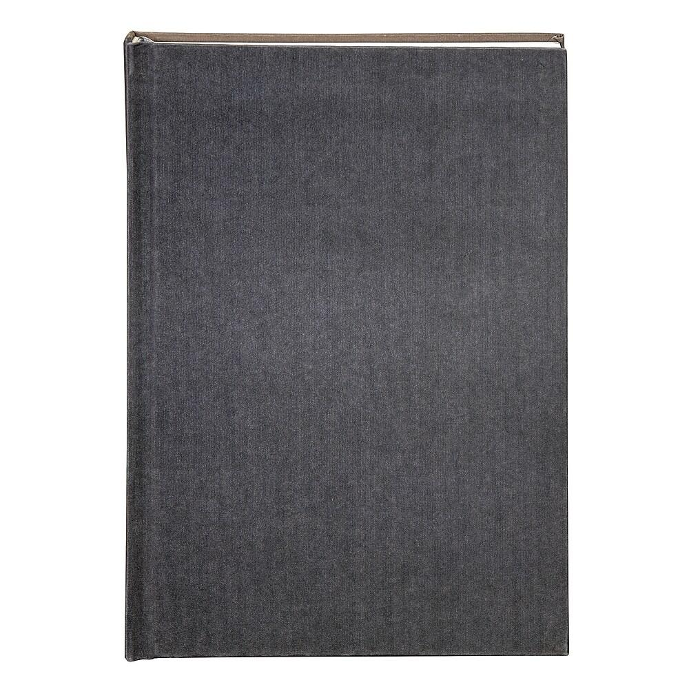 Signature Notebook, Dark Grey