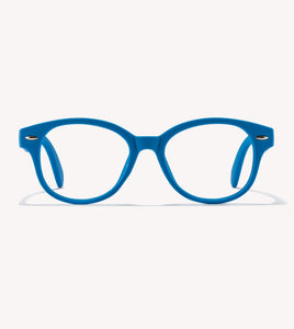 Gry Mattr Kids Blue Light Glasses - Funny Bl - +0.00 - Blue