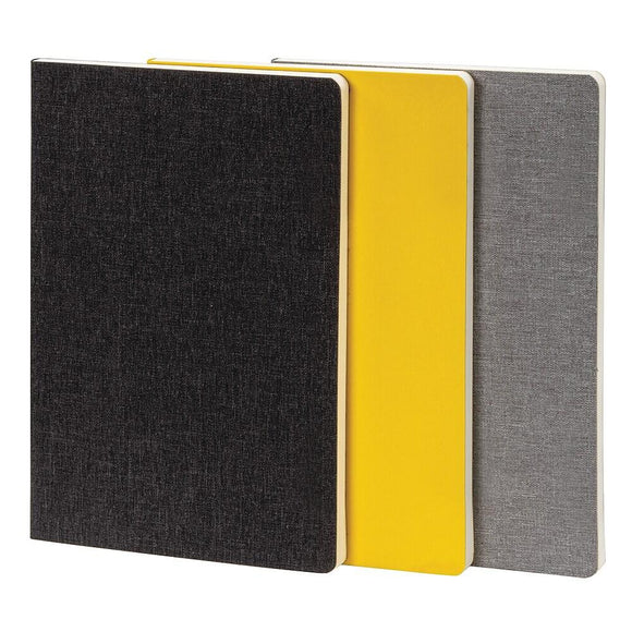 Padfolio Notebooks, 3 Pack