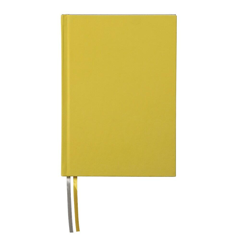 Signature Notebook, Yellow