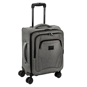 Soft Side carry-on Luggage, Grey