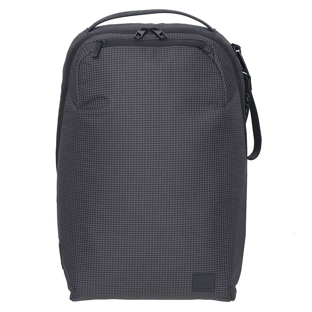Backpack With USB Port, Grey