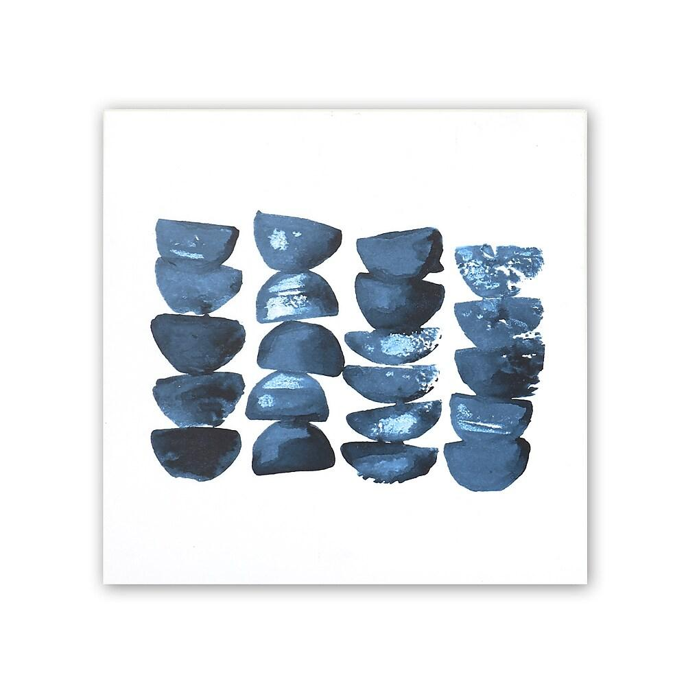 Wall Art, Blue Minimal II, 14