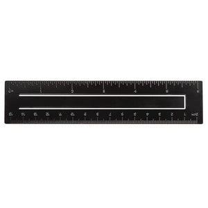 Bookmark Ruler, Matte Black