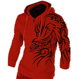 Dragon Hoodie for Mens