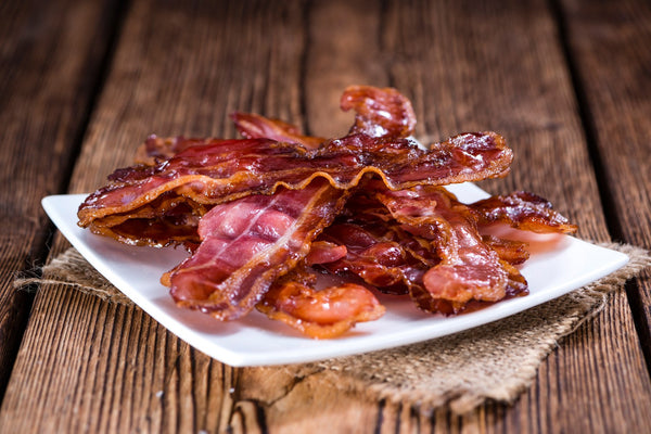 Bacon w/No Added Nitrites or Nitrates